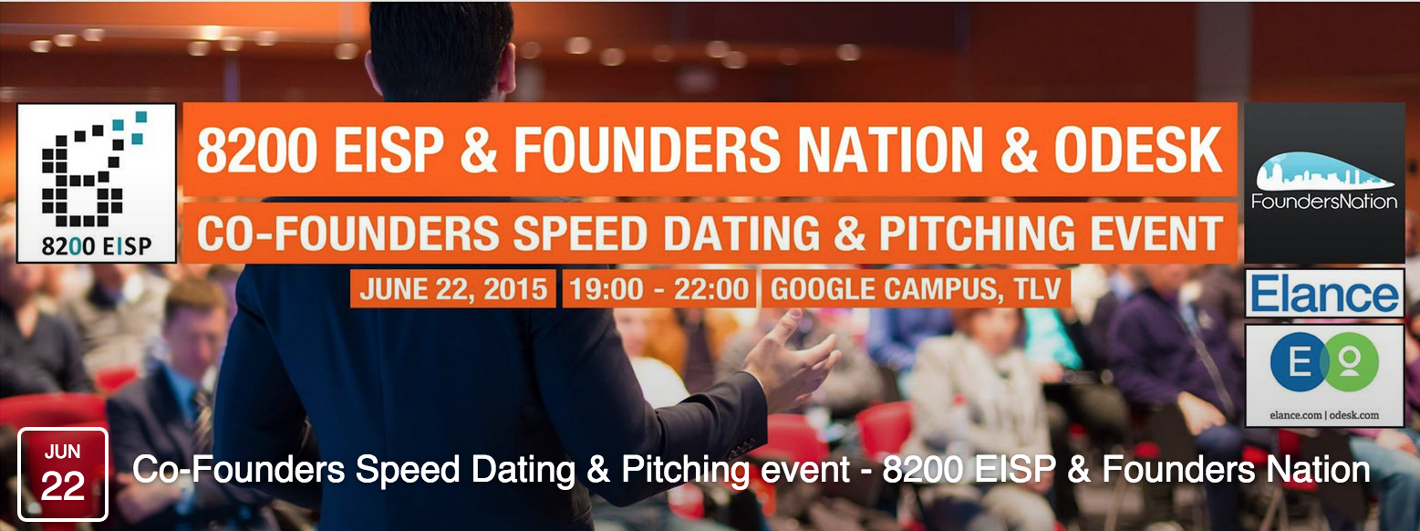 Co founder speed dating houston
